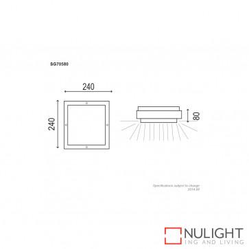 240v PL IP65 Acrylic Powdercoated ORI
