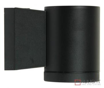Metro Single Wall Light Gu10 In Black ORI