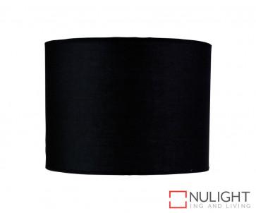 Black cotton drum shade ORI