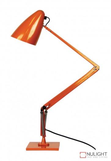 Lift Reproduction Desk Lamp Orange ORI