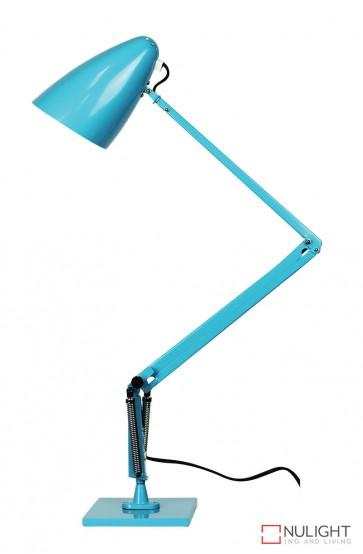 Lift Reproduction Desk Lamp Teal ORI