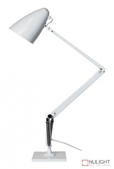 Lift Reproduction Desk Lamp White ORI
