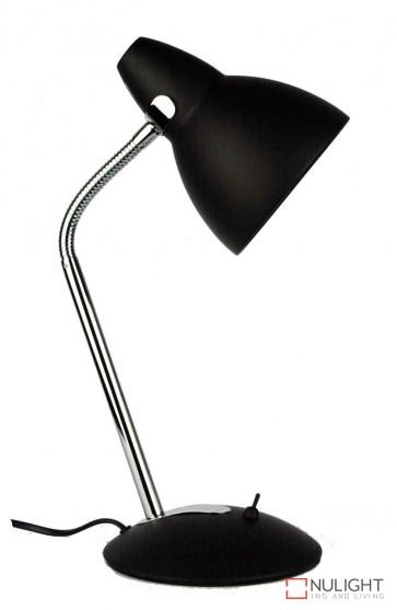 Trax Desk Lamp Black ORI