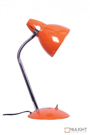 Trax Desk Lamp Orange ORI