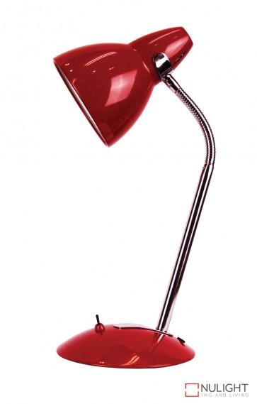 Trax Desk Lamp Red ORI