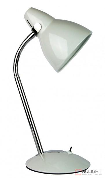 Trax Desk Lamp White ORI