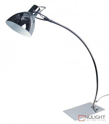 Oslo Desk Lamp Bright Chrome ORI