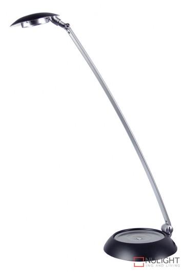 Techno Led 6W Desk Lamp Silver ORI
