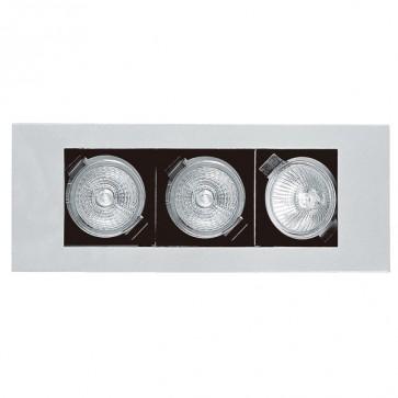 12V Downlight Three Light Recessed Housing Sunny Lighting