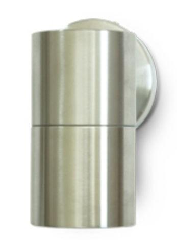 Bondi Fixed Head Exterior 12.9 cm GU10 Wall Light Sunny Lighting