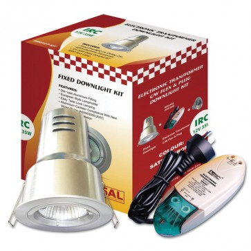 Downlight Recessed Lighting Kit Irc with Can and Plug S9001 CIMP Sunny Lighting
