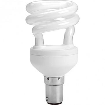 Energy Saving Lamp 9W Mini Twist Compact Fluorescent Bulb Sunny Lighting