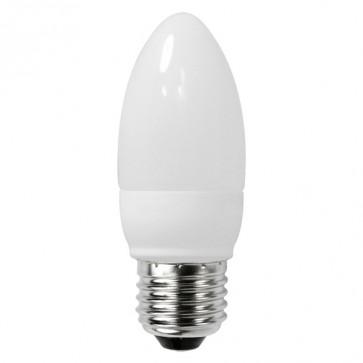 Energy Saving Lamp Candle Shape Compact Fluorescent Bulb E27 Sunny Lighting