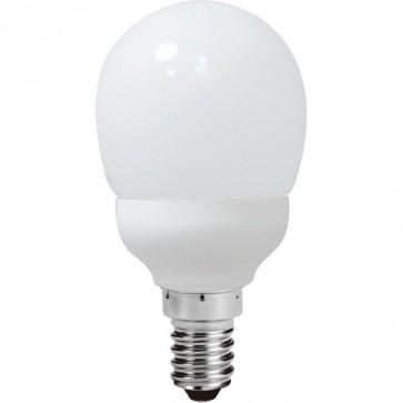 Energy Saving Lamp Fancy Round Compact Fluorescent Bulb E14 Sunny Lighting