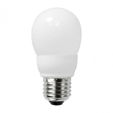Energy Saving Lamp Fancy Round Compact Fluorescent Bulb E27 Sunny Lighting
