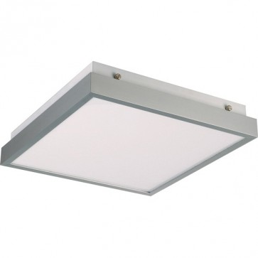 Florio Flush Mount Ceiling Light in Silver SO3147-22 Sunny Lighting