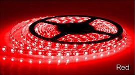 LED Strip Light in Red Sunny Lighting