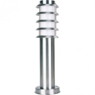 Murray I Bollard Light in Stainless Steel SE7017 Sunny Lighting