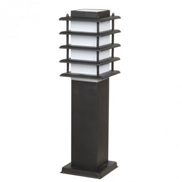 Murray Il Bollard Light in Black SE7057 Sunny Lighting