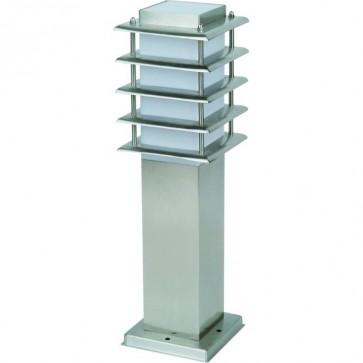 Murray Il Bollard Light in Stainless Steel SE7057 Sunny Lighting