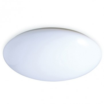 Opal Flush Mount Ceiling Light in Opal White Sunny Lighting