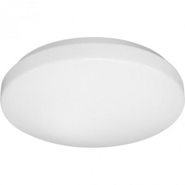Pearl Flush Mount Ceiling Light in White Sunny Lighting