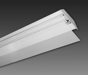 Recessed T Bar Troffer Ceiling Light with K12 Diffuser Sunny Lighting