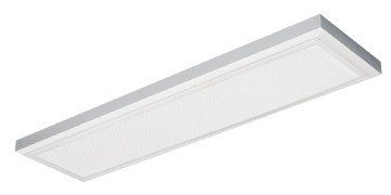 S-Line Surface Mounted LB Linear Light with K12 Diffuser Sunny Lighting