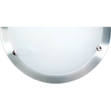 Solo Wall Sconce in Satin Chrome Sunny Lighting