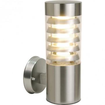 Swan Wall Light in Stainless Steel Sunny Lighting