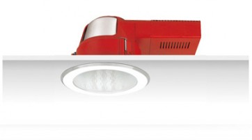 Uni PL Diamond Facetted Reflector Downlight with Frosted Glass Sunny Lighting