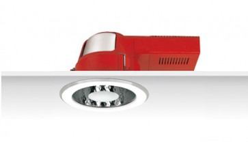 Uni PL Diamond Reflector Downlight with Frosted Glass Cover Sunny Lighting