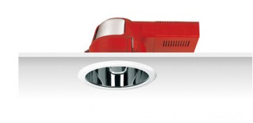 Uni PL Polished Reflector Downlight with Dress Ring Sunny Lighting