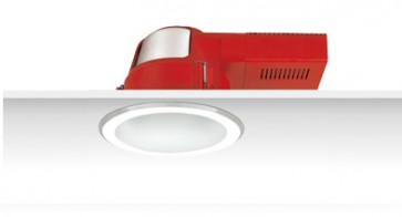 Uni PL Polished Reflector Downlight with Frosted Glass Sunny Lighting