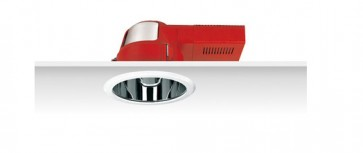 Uni PL Polished Reflector Horizontal Downlight with Dress Ring Sunny Lighting