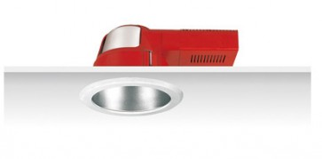 Uni PL S.Frost Reflector Downlight with Dress Ring Sunny Lighting