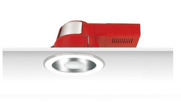 Uni PL S.Frost Reflector Downlight with Frosted Glass Cover Sunny Lighting