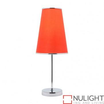 Susie 1 Light Table Lamp Orange COU