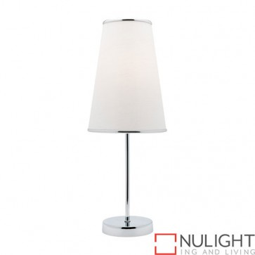 Susie 1 Light Table Lamp White COU