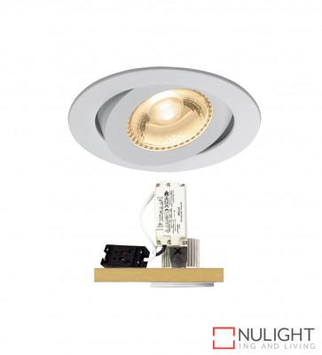 LED 3000k 6w adjustable downlight ORI