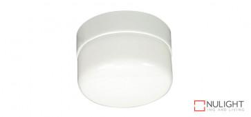 180mm Clipper Light - 1 x B22 Lamp Holder - White VTA