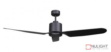 ASHTON - 52 inch 1300mm ABS 3 Blade Ceiling Fan in Matte Black VTA