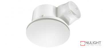 AIRBUS 300 - Maximum Airflow Premium Quality Side Ducted Exhaust Fan - Extra Low Profile - Round - White VTA