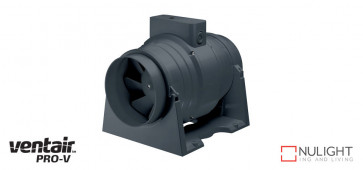 MIXFLOW 200 - Pro-V 200mm High Power Mixed Flow In-Line Exhaust Fan VTA