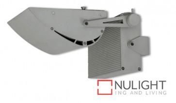 Wall Light Metal Halide 70W Silver Grey ASU
