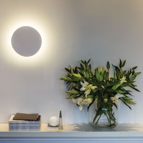 Lighting Australia Eclipse Round 250 7249 Indoor Wall Light Nulighting Com Au