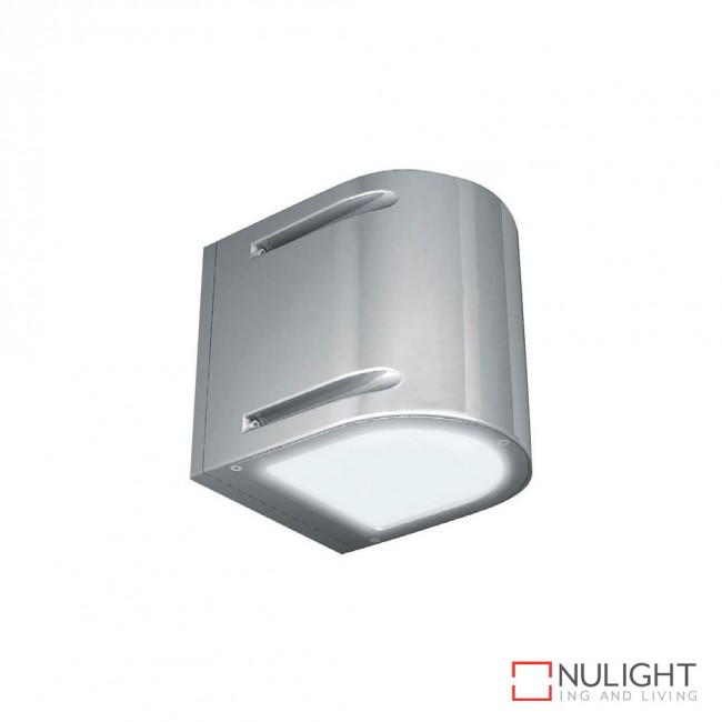 Two AustraliaAmos Way Wall Finish Lighting Light Silver E27 240v R54jLA