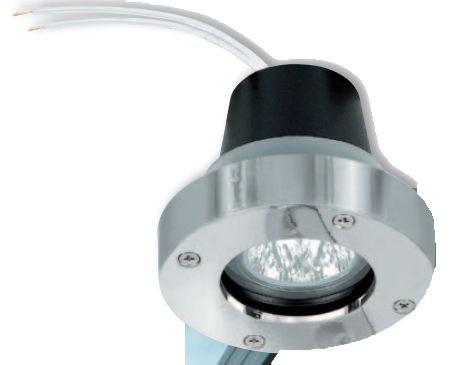 Lighting Australia 316 Stainless Steel Under Eave Light