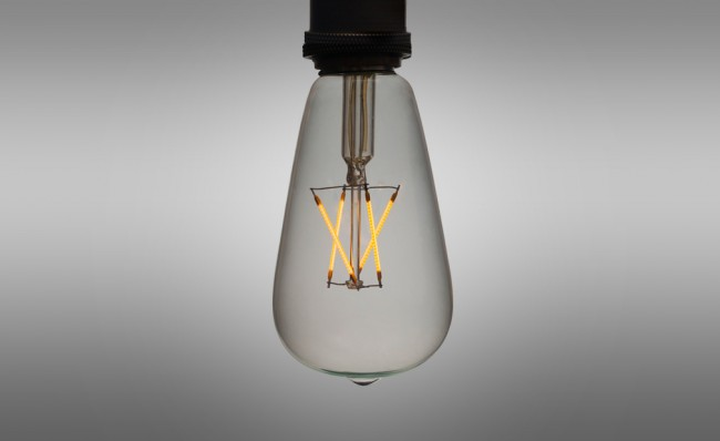 how to select kitchen cabinets lighting australia loomi led 2w edison filament 2700k 17386