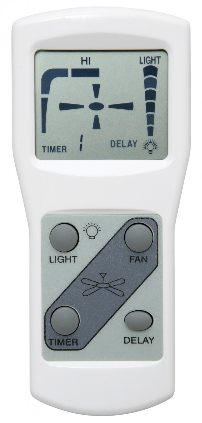Lighting Australia Ceiling Fan Remote Control With Lcd
